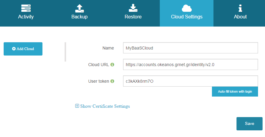 userguide baas_cloud_configuration